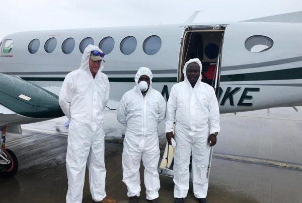 Air Ambulance Crew